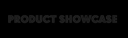 New Wednesday Product Showcase blog header