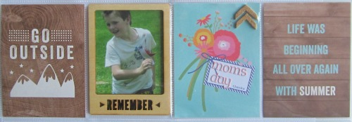 Lakeside journal cards on pl page