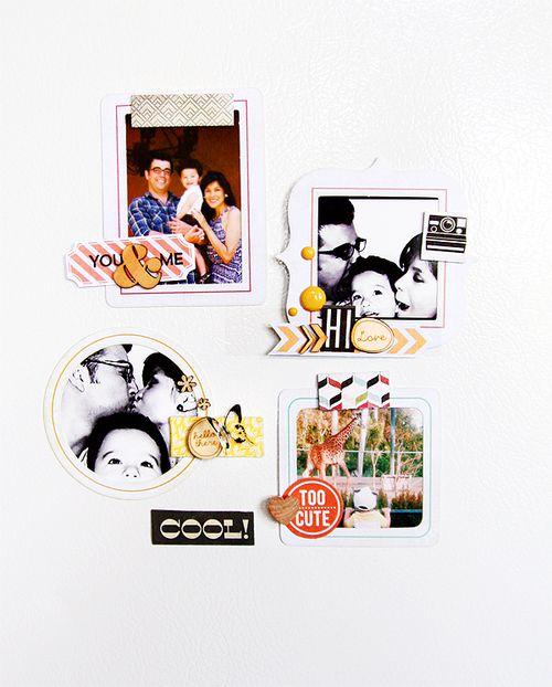 Debee Ruiz- Magnets