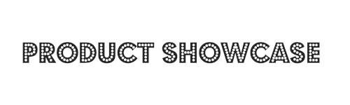 Product showcase blog header