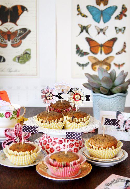 Debee Ruiz- Cupcake